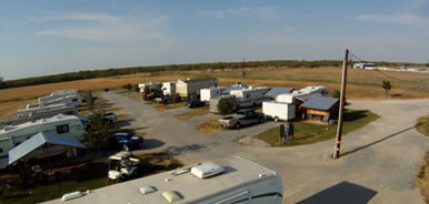 Rv Park Rv Storage And Boat Storage Pilot Point Texas