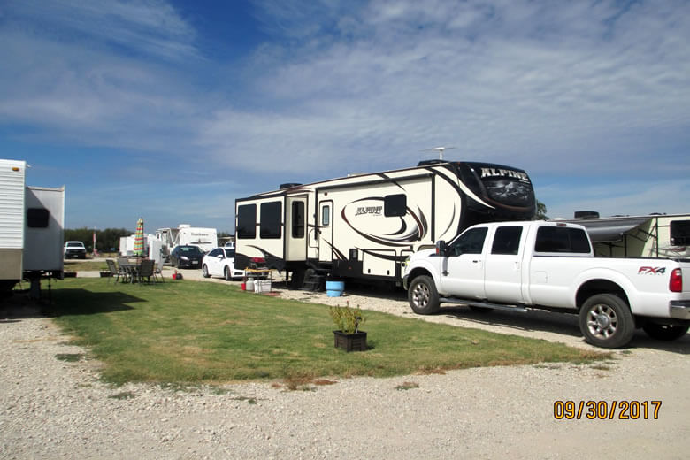 Rv Park In Aubrey Pilot Point Texas Mustang Rv Park